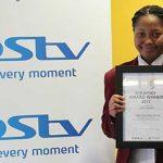 Delta student bags DStv Eutelsat Star Award