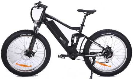 "SunCycles to introduce ""Full Suspension electric Fatbike"" at the Tourism Expo"