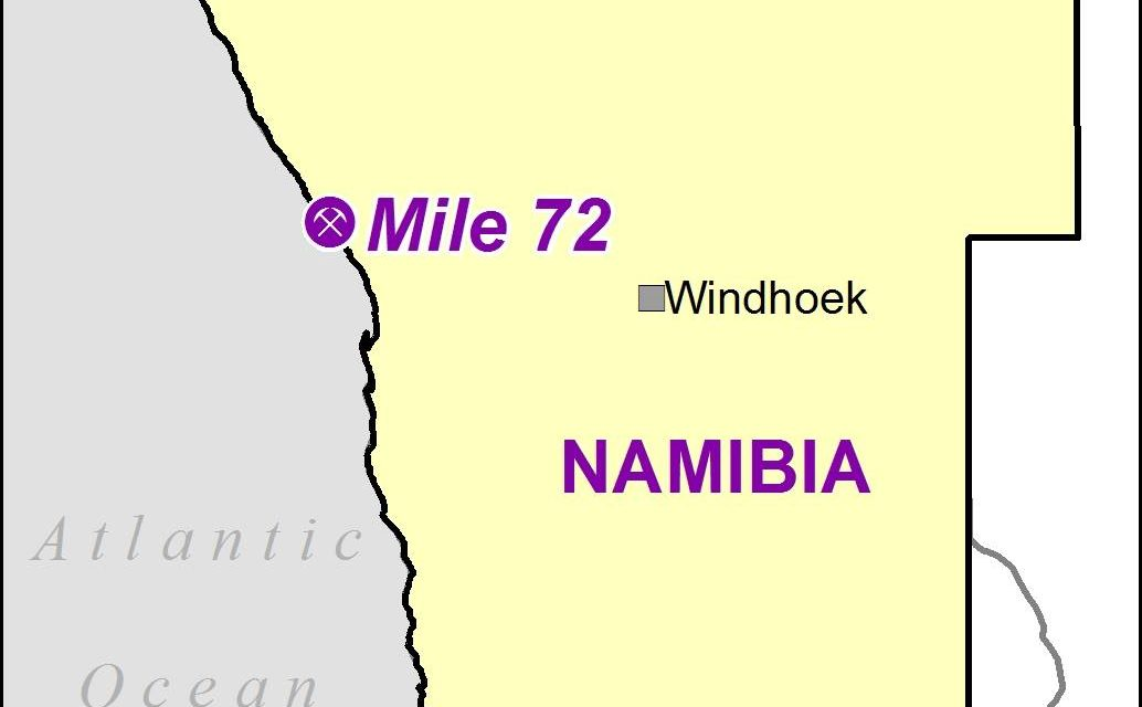 Marenica strengthens position in Erongo Region – adds Mile 72 Uranium Project to portfolio