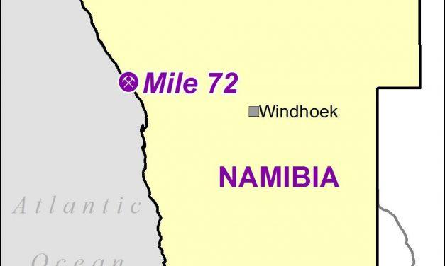 Marenica strengthens position in Erongo Region – adds Mile 72 Uranium Project to portfolio