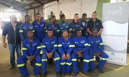 Kraatz Marine internship programme absorbs more students