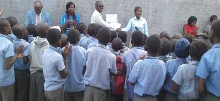 Ashitenga Primary School champions in voluntary medical male circumcision