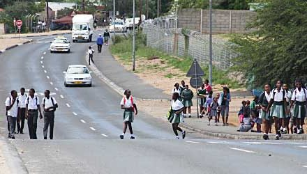 Slow down for school children – MVA Fund pleads