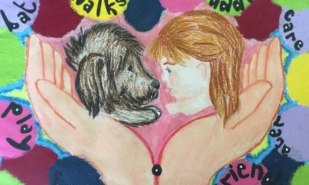 Children's delight for their pets shines in first SPCA poster competition