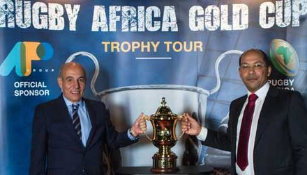 Rugby Africa Gold Cup trophy unveiled – Action to kick-off June in Windhoek