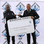 Stars shine – clinch Debmarine Namibia Cup as well as League title