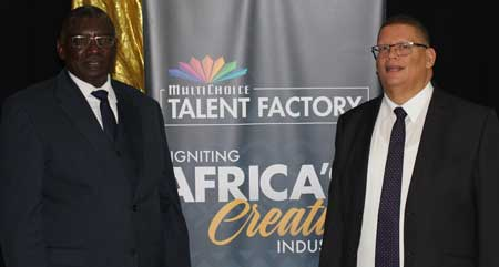 MultiChoice Talent Factory for the creative industry launched