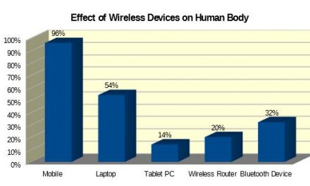 Harmful effects of wireless network technology to the human body