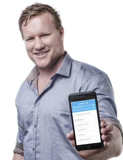 App to simplify home renovations and maintenance launched by Rugby Captain