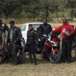 Biker Club concludes Transfrontier Conservation Area tour