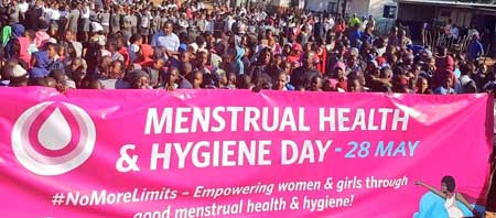Government makes strides to address the gaps in menstrual health and hygiene