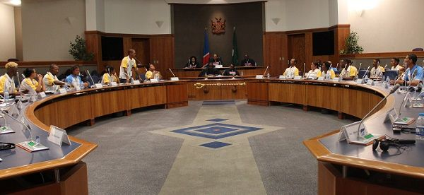 Down and out homeless find voice in National Council chambers to raise their concerns