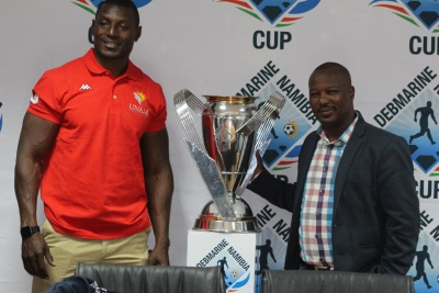 Stars promises to dazzle the 'students' in Debmarine Namibia Cup final