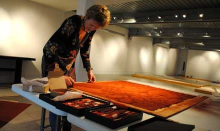 British artist's work to feature at the National Art Gallery