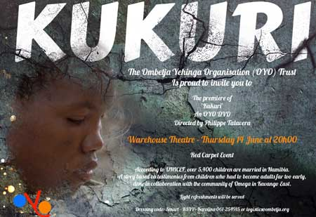 Film on child marriages to premiere at the Warehouse Theatre