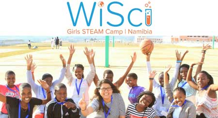 Educational camp to encourage secondary school girls to pursue a career in sciences
