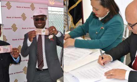 Angola finally settles N$700 million debt