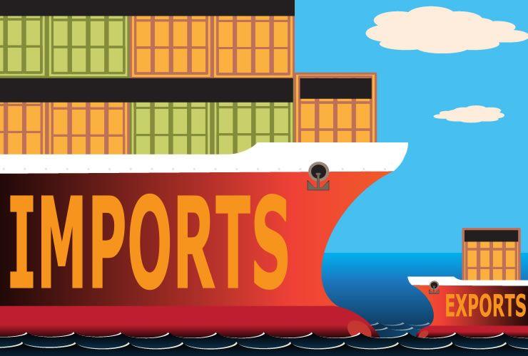 Trade deficit balloons to N$8.3 billion in Q1 2018