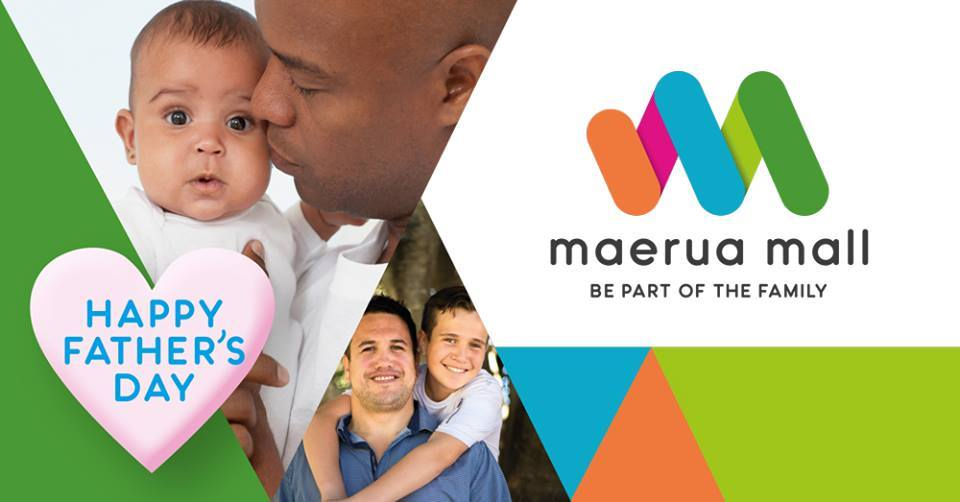 Maerua Mall – the perfect place to find the perfect gift for the perfect dad