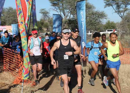 Winter trail series gains popularity – more participants enter in event
