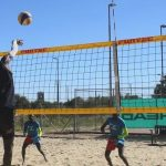 Favourites dominate round three of Timeout Beach Volleyball series