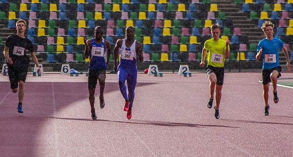 Paralympic runners won Dutch event preparing for Berlin Grand Prix this weekend