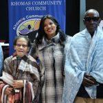 Warm blankets, warm food and warm hearts help elderly through winter