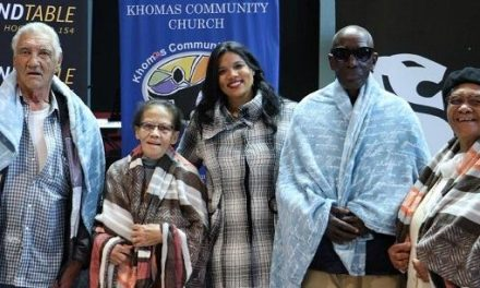Warm blankets, warm food and warm hearts help elderly through winter