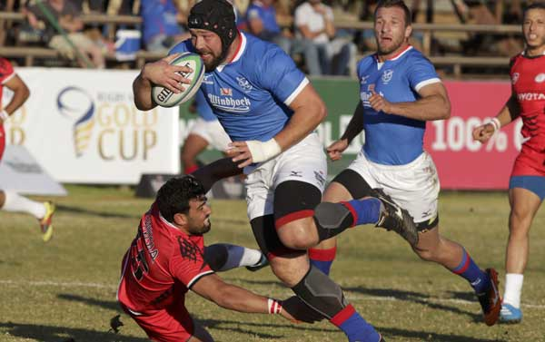 Welwitschias in the driving seat to qualify for sixth consecutive Rugby World Cup