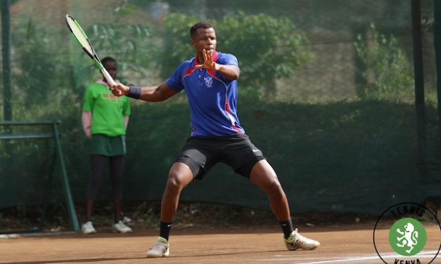 Tennis Namibia team secures promotion to play in Europe