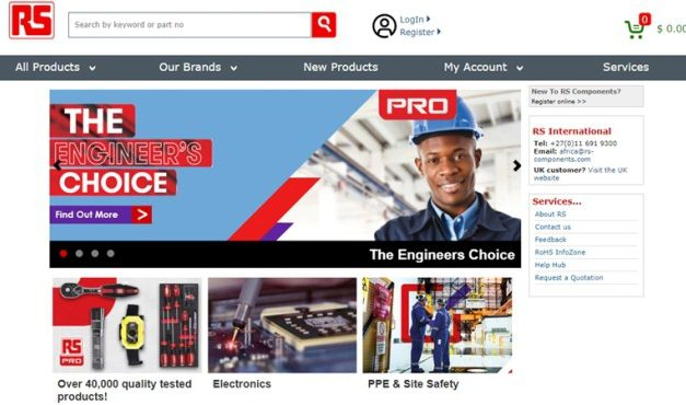 Launched e-commerce website to meet a variety of demands for sub-Saharan Africa
