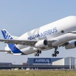 First of five second-generation Belugas takes maiden flight in the skies above Toulouse