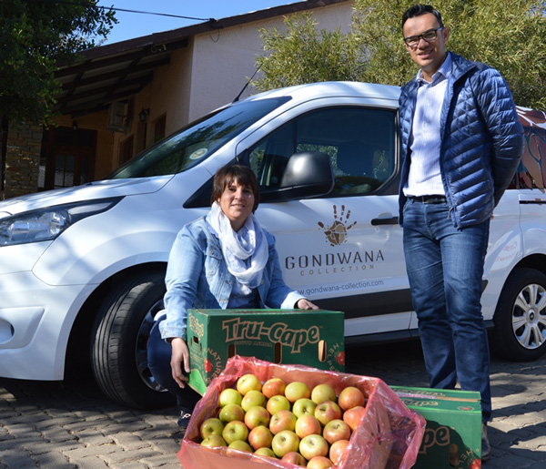 Play your part in aiding the less fortunate – buy a Bank Windhoek apple