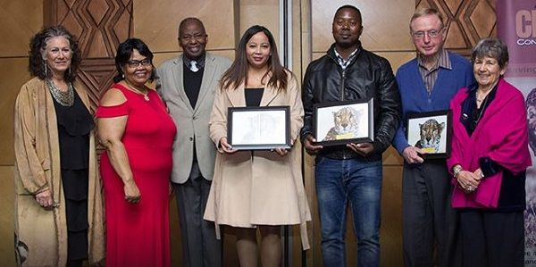 Cheetah fund celebrates speed and elegance for the 20th consecutive year, awards achievers in conservation