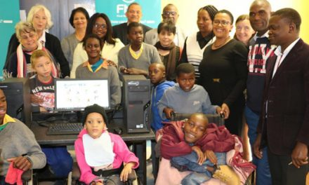 Learners with physical, mental impairments get opportunity to advance their IT skills – new computer centre opened