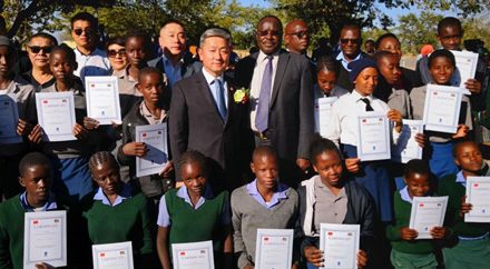 Embassy scholarships to benefit more grassroot learners