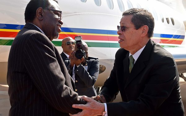 Geingob attends BRICS Africa Outreach summit in South Africa