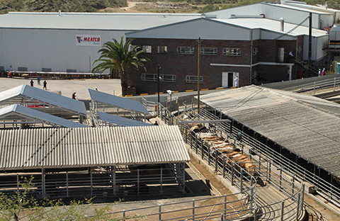 Meatco commissions new fire-line and fire pump to manage fire risk at Windhoek factory