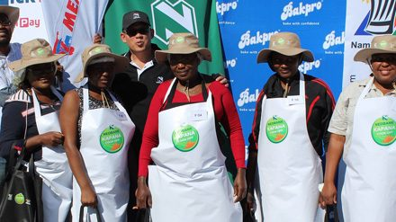 Kapana chefs from the North set the bar high in cook off competition