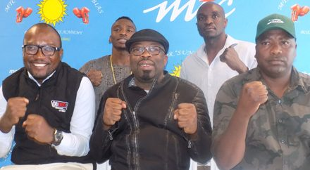 Swakopmund to host 'Desert Rumble 3' boxing bonanza