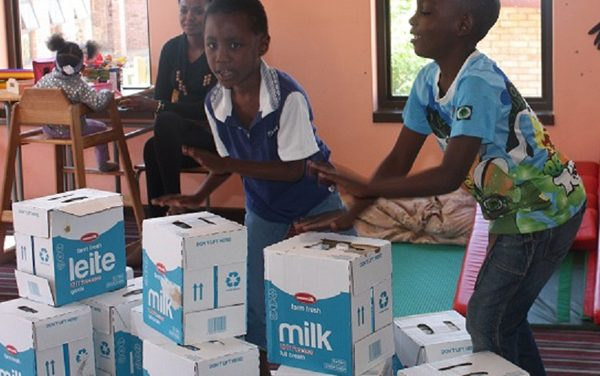 400 less privileged people benefit from goodwill project