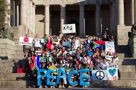 International Peace Youth Group strives to create a new culture of peace as an alternative for violence and conflict