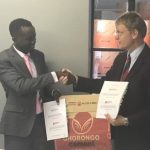 Oshakati company signs agreement with Ohorongo for local production and supply of cement bags