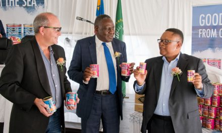 Etosha Fishing launches new EFUTA products