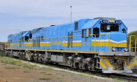 Bulk cargo sets new rail transport record on Tsumeb Walvis Bay route