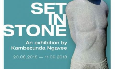 Experience the coming-alive of stone through the gifted hands of Ngavee at the FNCC