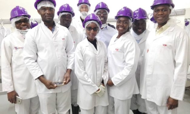 Delegates from SADC member states tour Meatco facilities