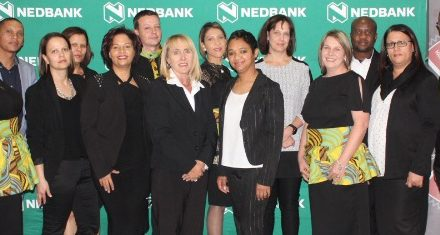 Nedbank equips 13 employees with the right arsenal to become corporate leaders in financial services