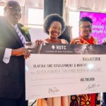 Diamond Trading Company boosts Olafika SME Development programme with N$700,000