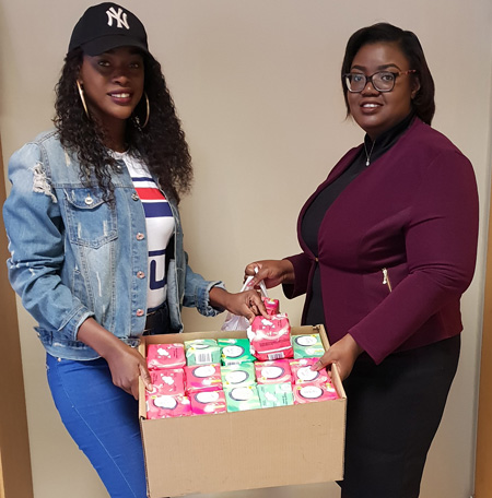School-going girls from Kavango East to benefit from sanitary wear donation